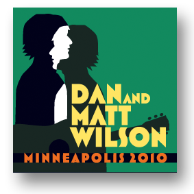 Dan and Matt Wilson - Minneapolis 2010